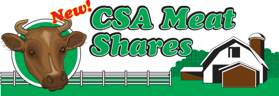 New CSA Meat shares graphic